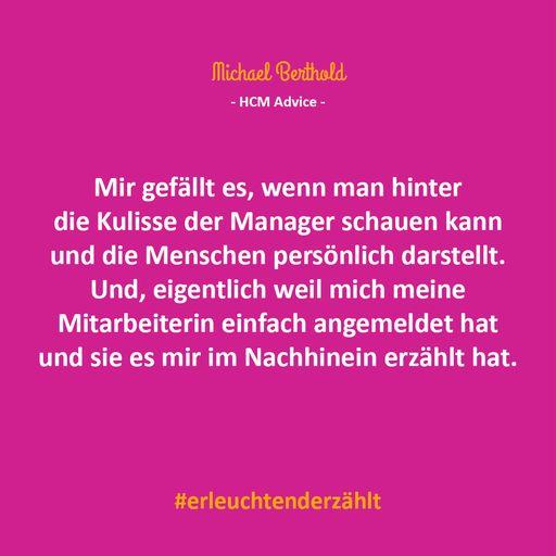 Zitat HCM Berthold