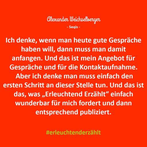 Zitat SEQIS Weichselberger