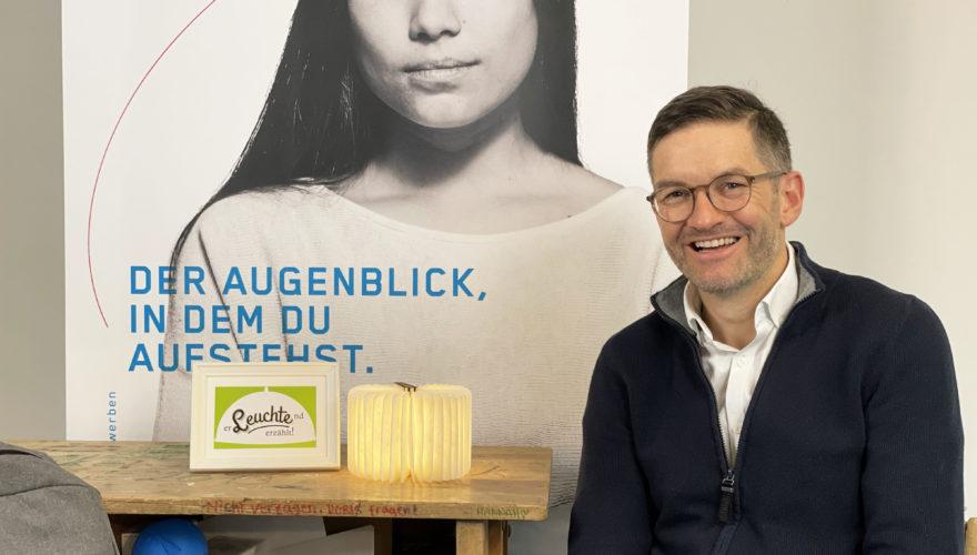 Gebhard Ottacher im Interview Teach For Austria Erleuchtend Erzählt