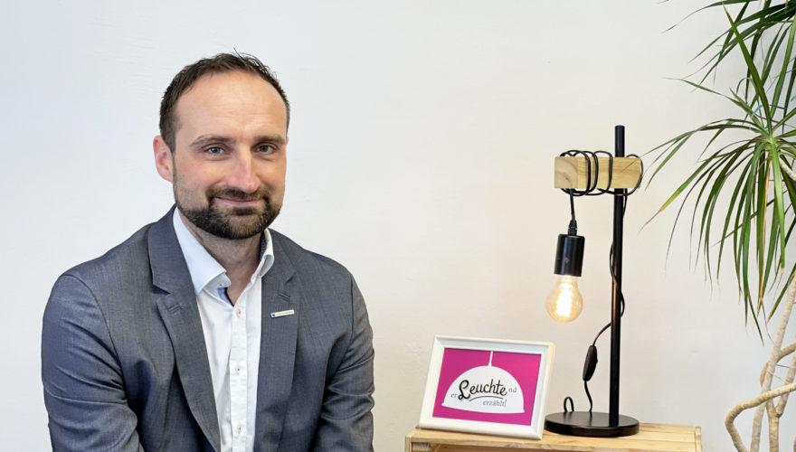 Markus Kühlmayer im Interview Erleuchtend Erzählt