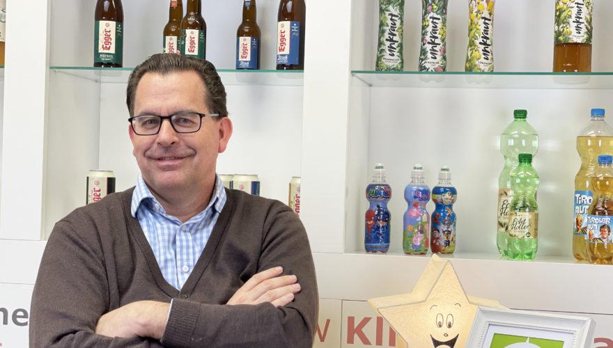 Frank van der Heijden Egger Getränke im Interview Erleuchtend Erzählt