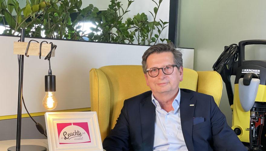 Michael Grüssinger Kärcher Erleuchtend Erzählt im Interview